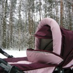 полезная прогулка с малышом